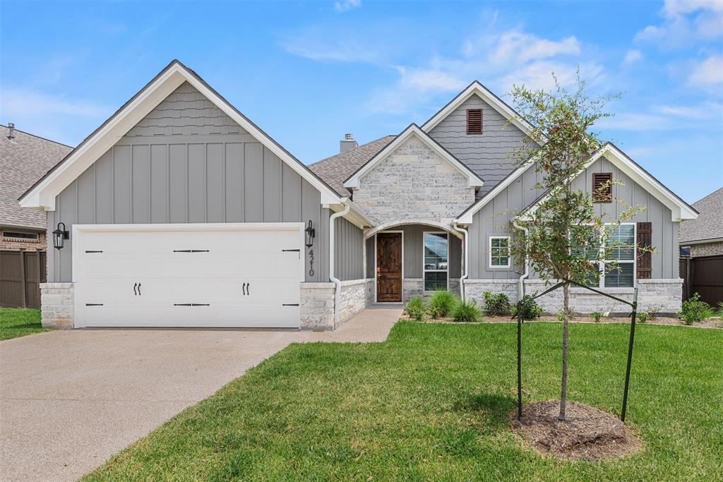4210 Harding Court Property Photo - Bryan, TX real estate listing