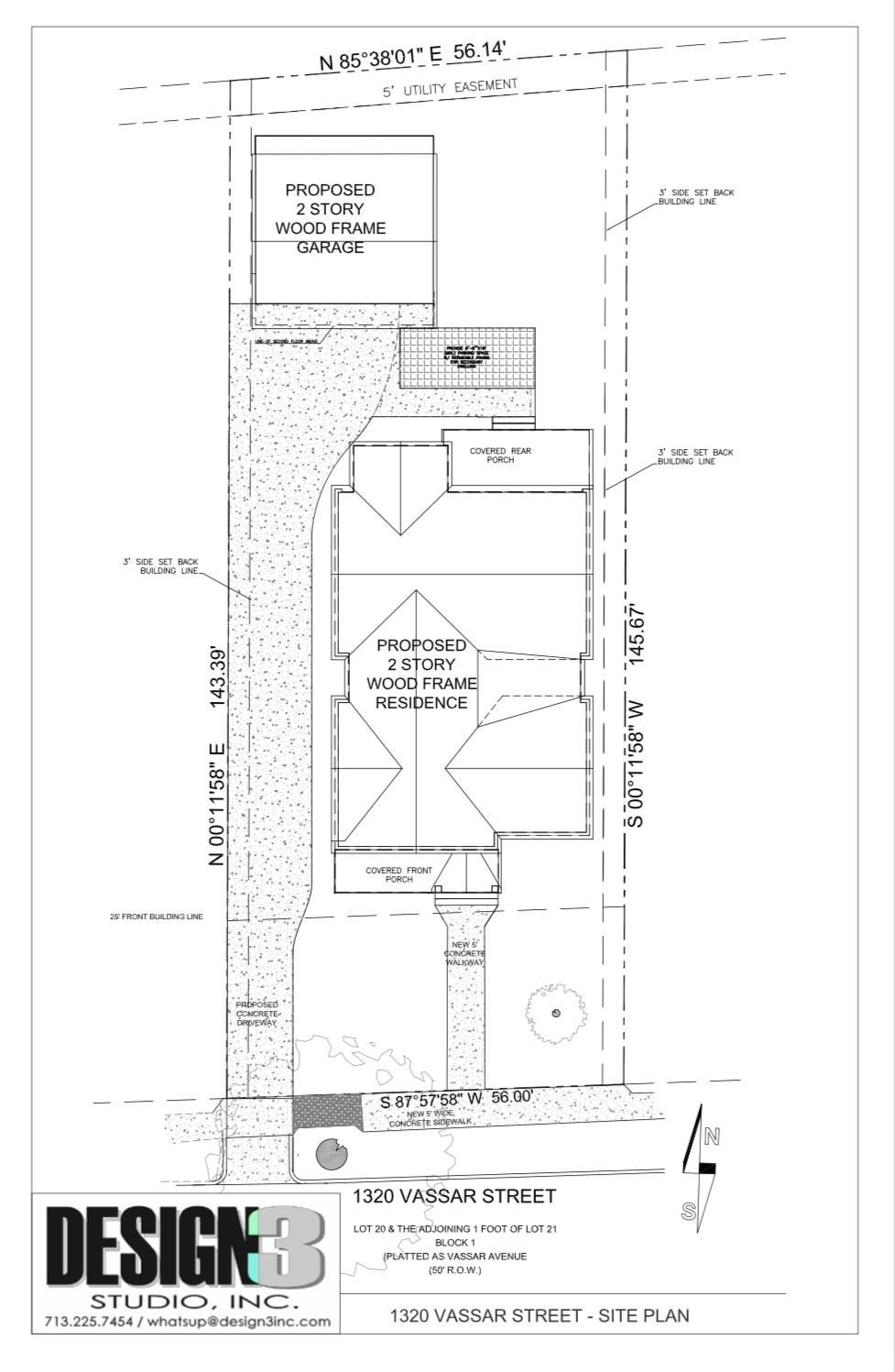 1320 Vassar Street Property Photo