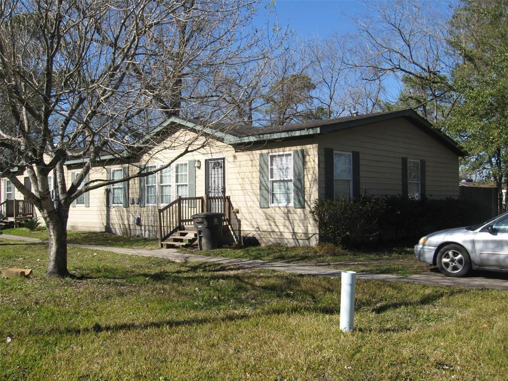 8715 Compton Street #A B Property Photo - Houston, TX real estate listing
