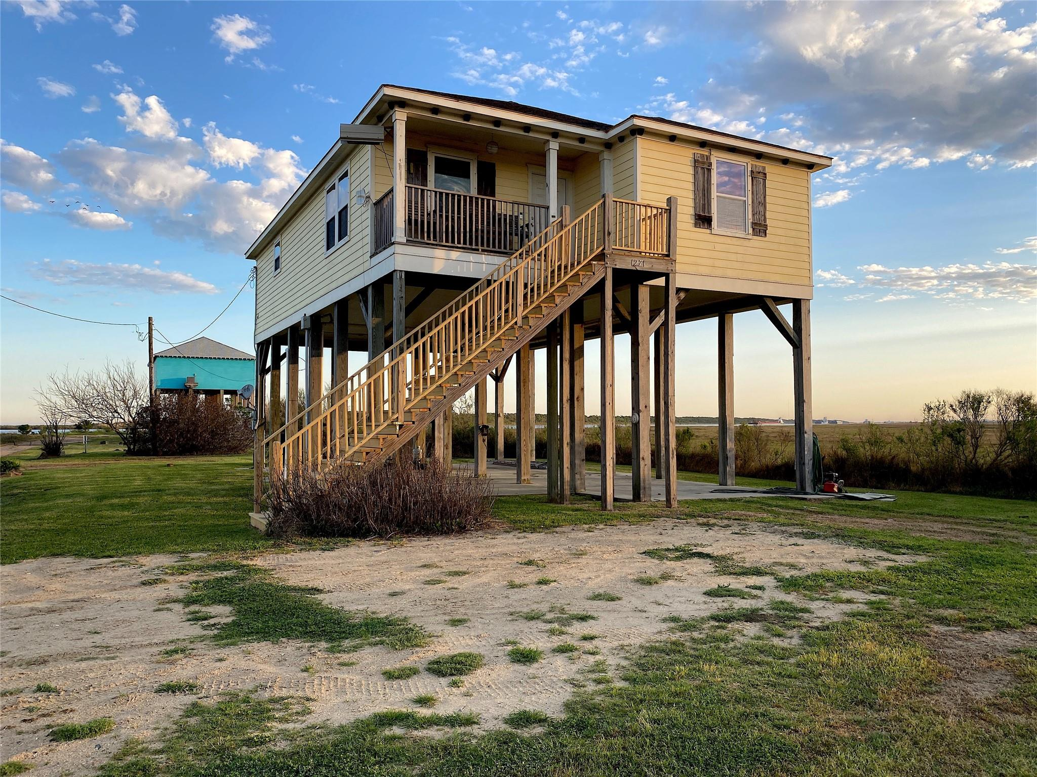 1271 Faggards Slip Rd #RD Property Photo - Gilchrist, TX real estate listing