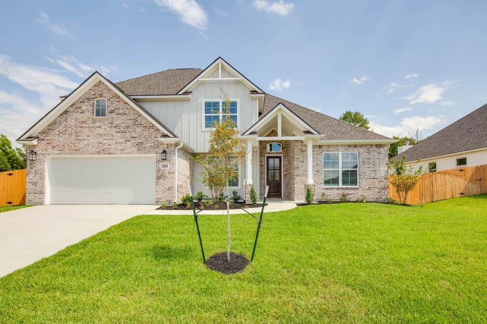 3261 Rose Hill Lane Property Photo - Bryan, TX real estate listing