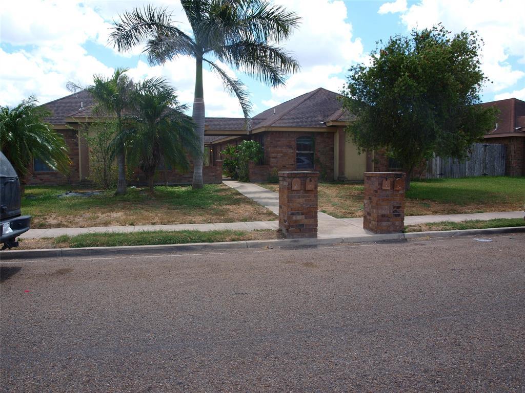 725,Bronze,Street Property Photo - Pharr, TX real estate listing