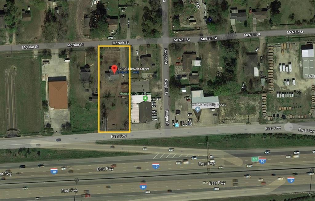 12890 McNair Street Property Photo - Houston, TX real estate listing