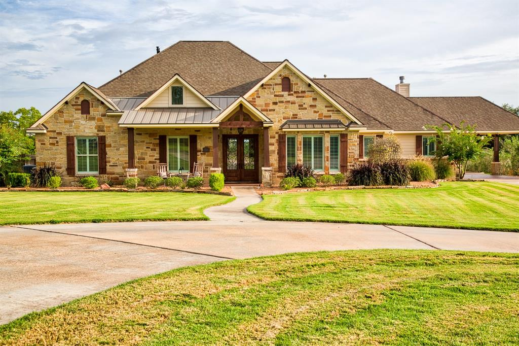 614 Country Oak Lane, Bellville, TX 77418 - Bellville, TX real estate listing