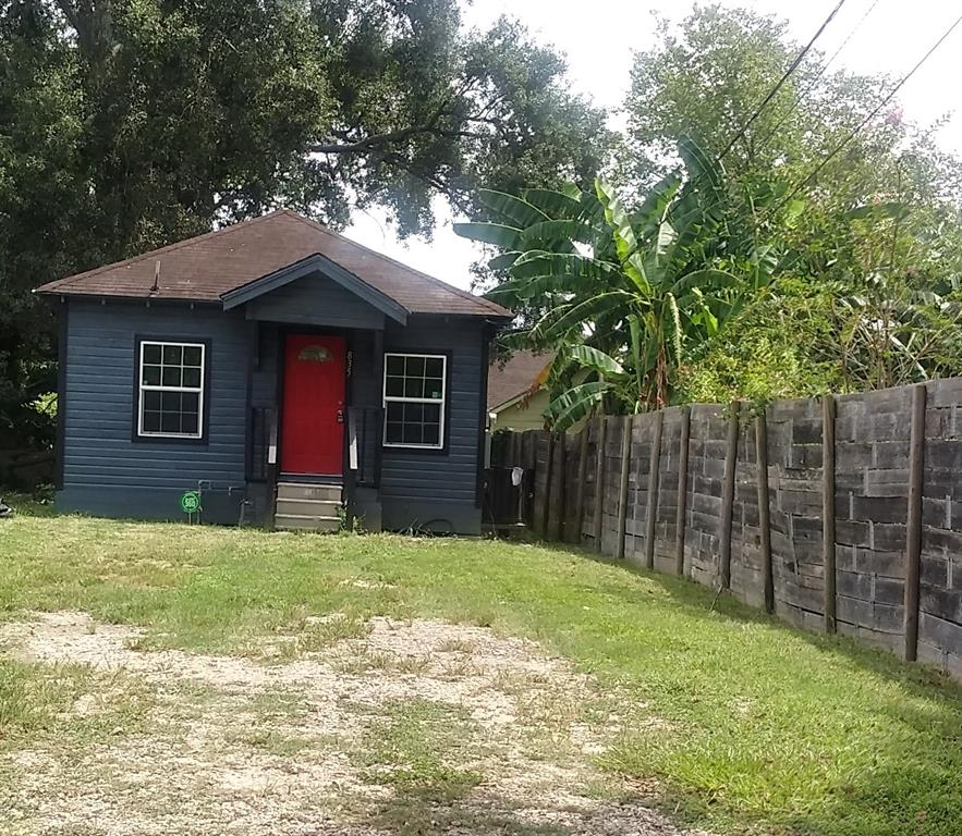 835 Fortune Street Property Photo - North Houston, TX real estate listing