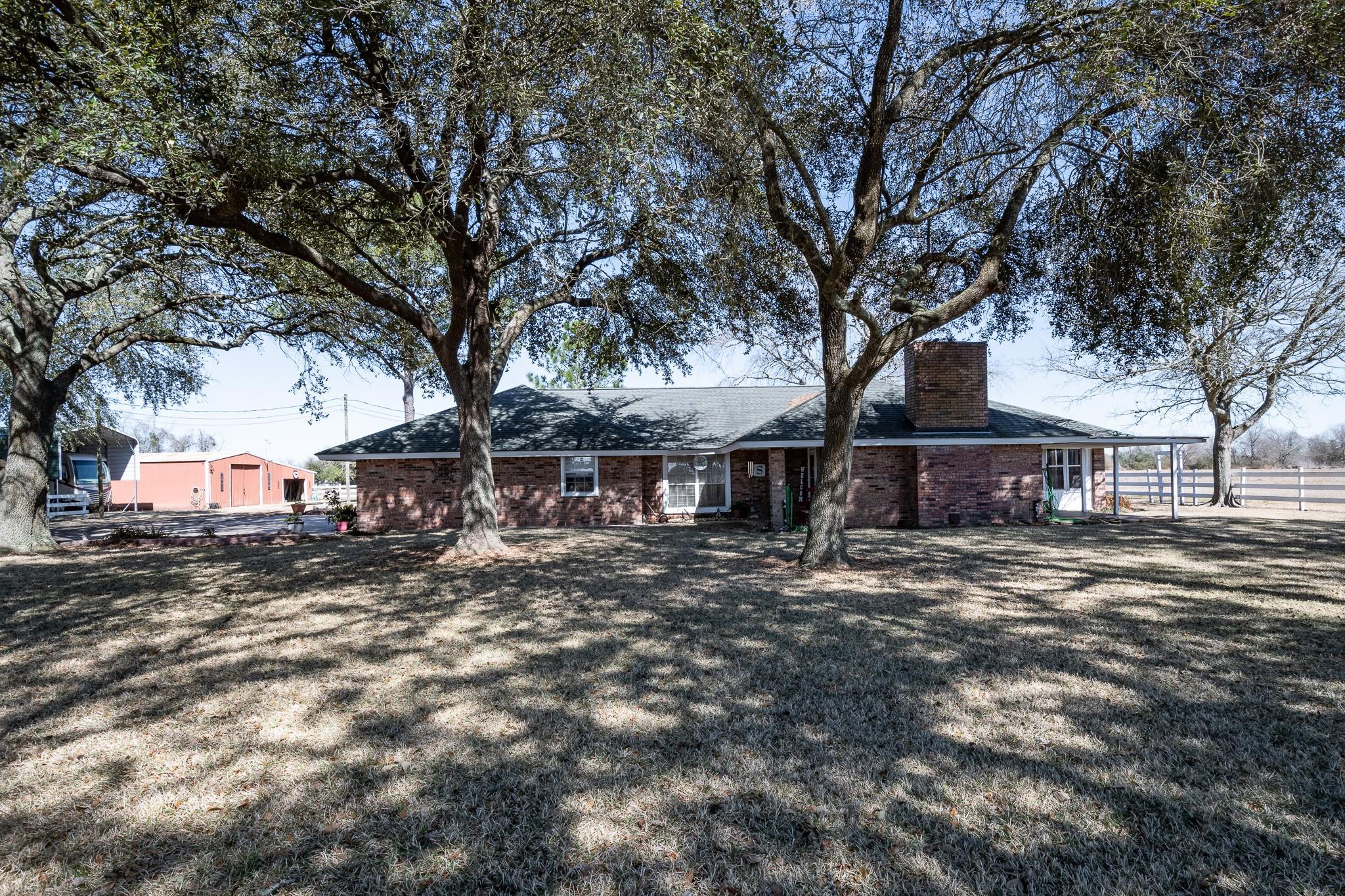 11220 Sralla Road Road Property Photo - Crosby, TX real estate listing