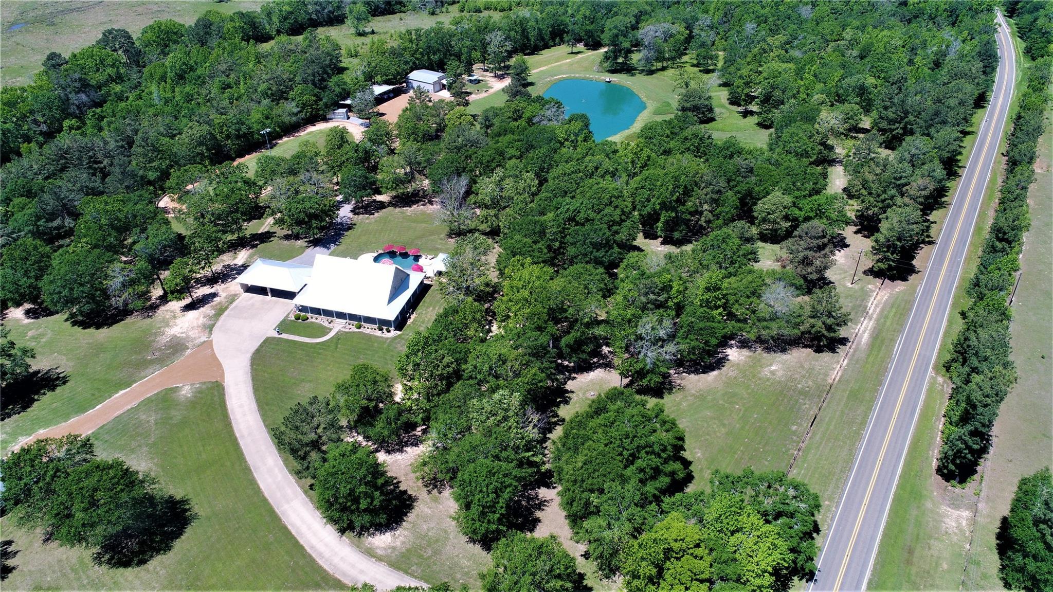 11455 FM 1280 W Property Photo - Lovelady, TX real estate listing