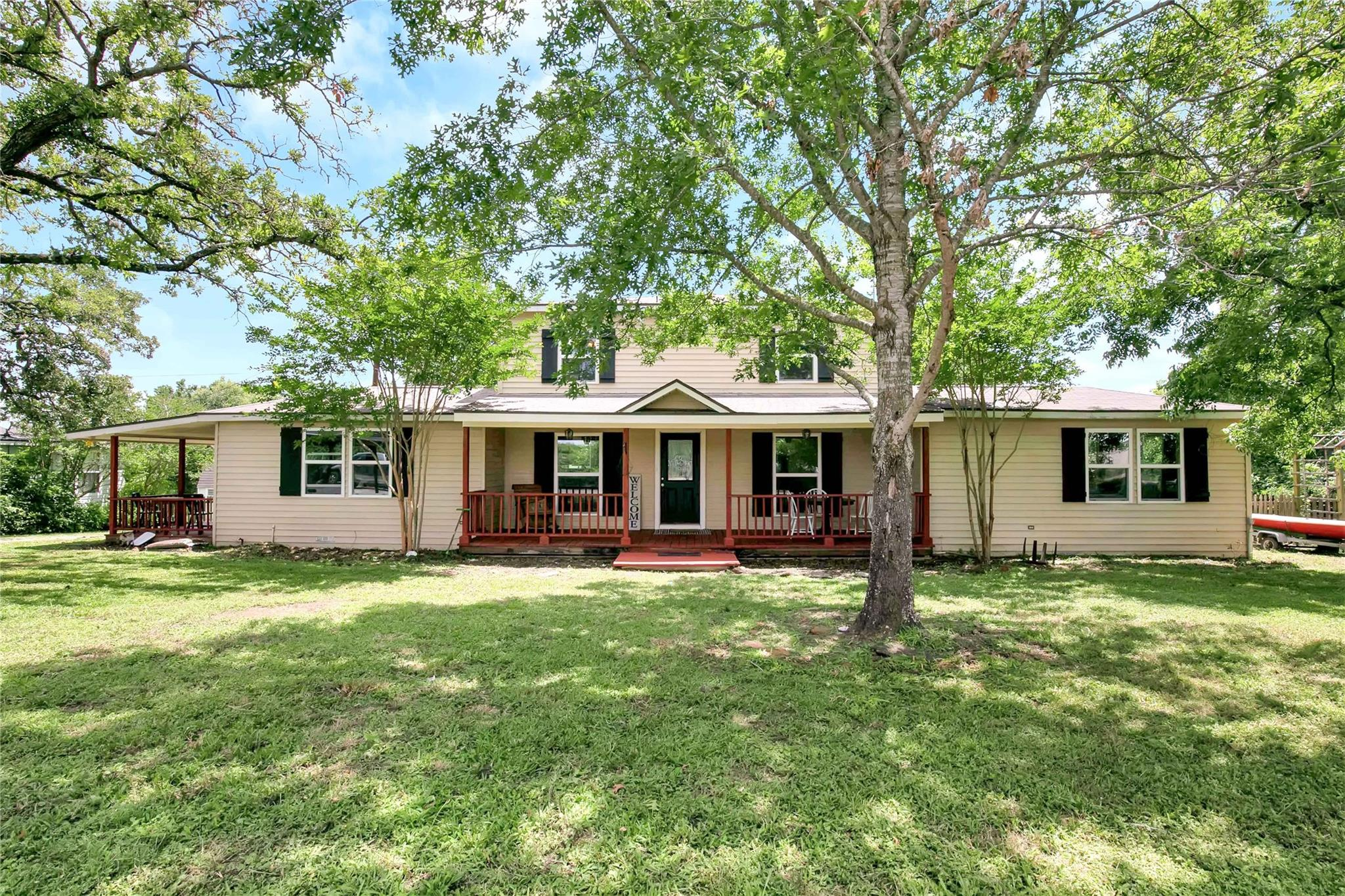 9060 N Highway 77 Property Photo - Lexington, TX real estate listing