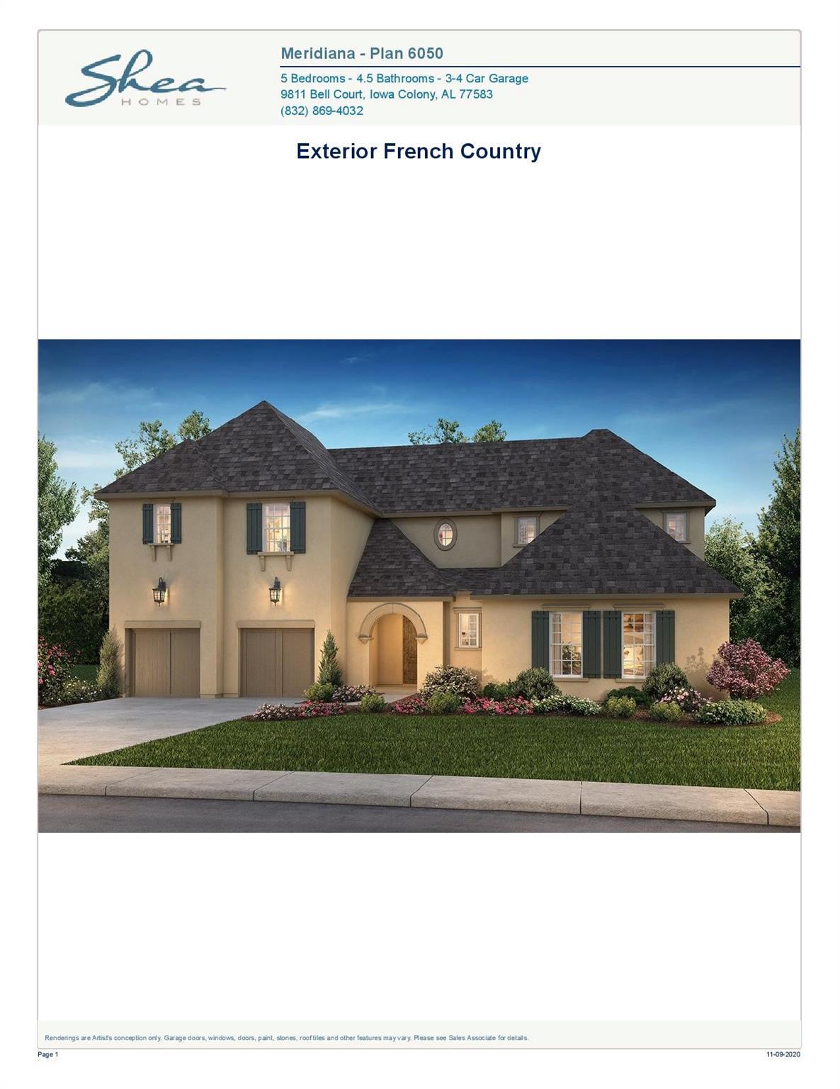 3702 Basalt Court Property Photo - Iowa Colony, TX real estate listing