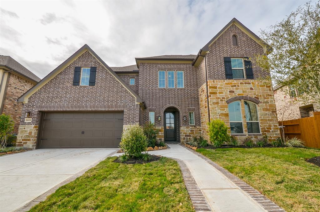 6619 Elrington Heights Lane, Katy, TX 77449 - Katy, TX real estate listing