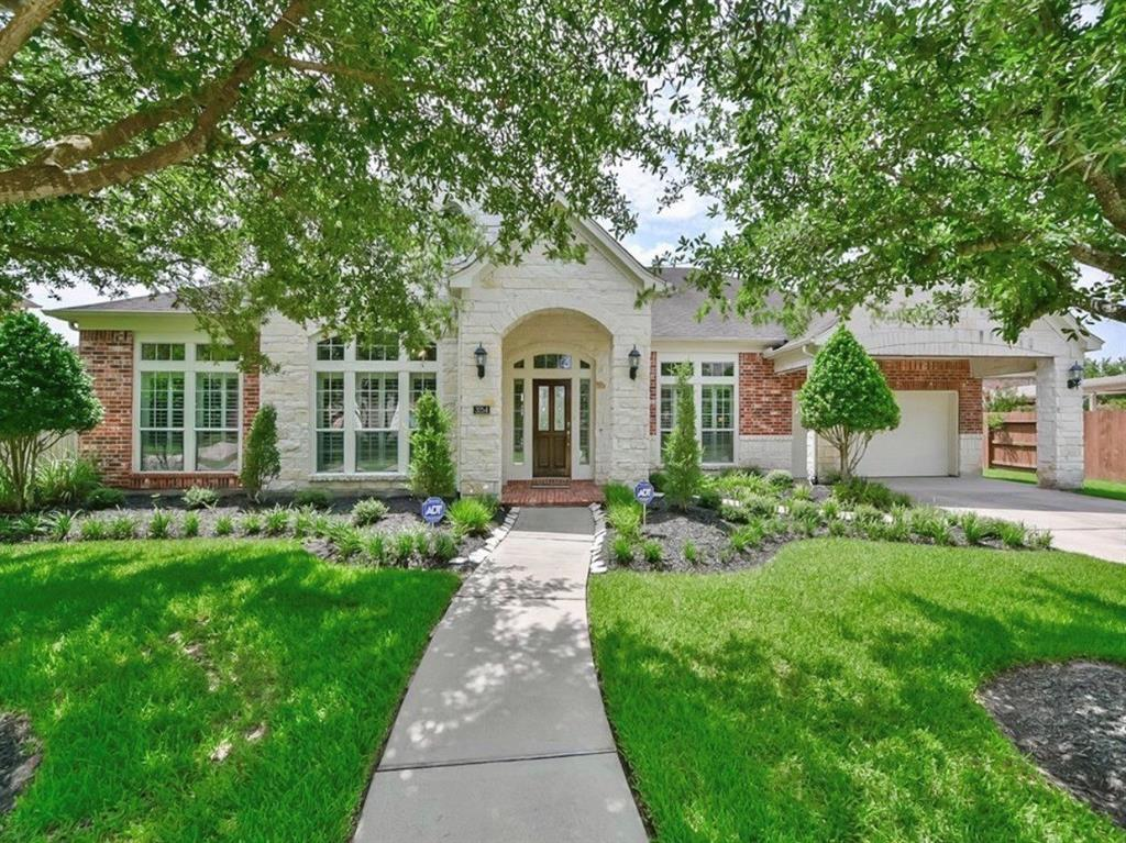 3254 Prince George Drive Property Photo - Friendswood, TX real estate listing
