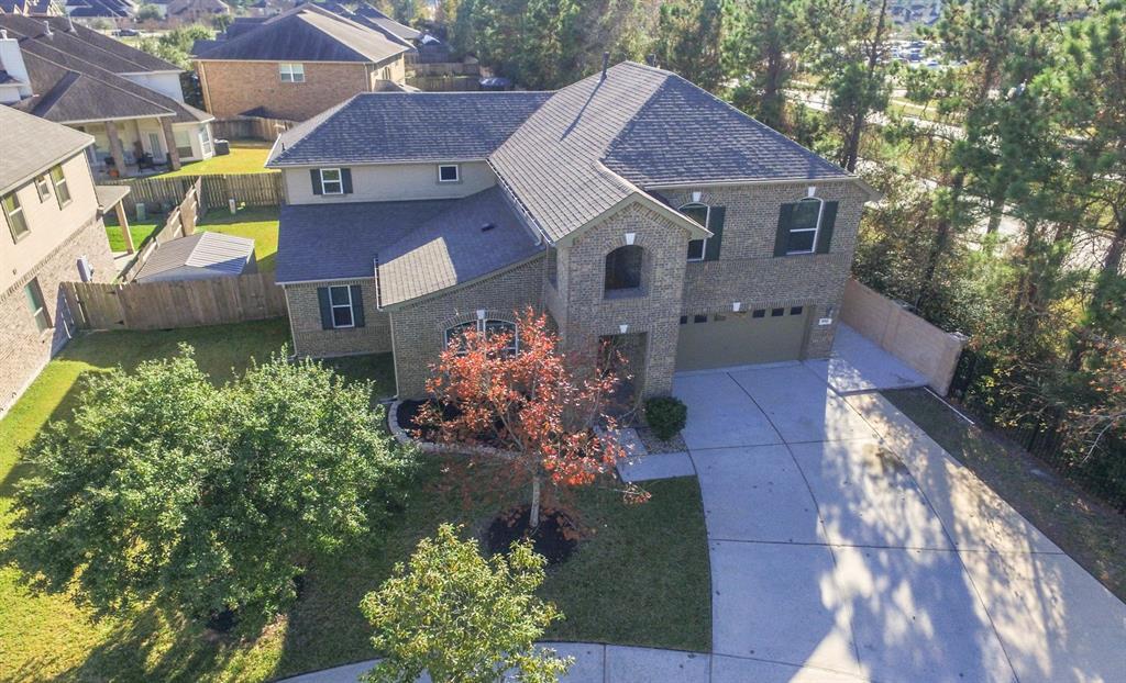 9502 Alabaster Oaks Lane Lane, Humble, TX 77396 - Humble, TX real estate listing