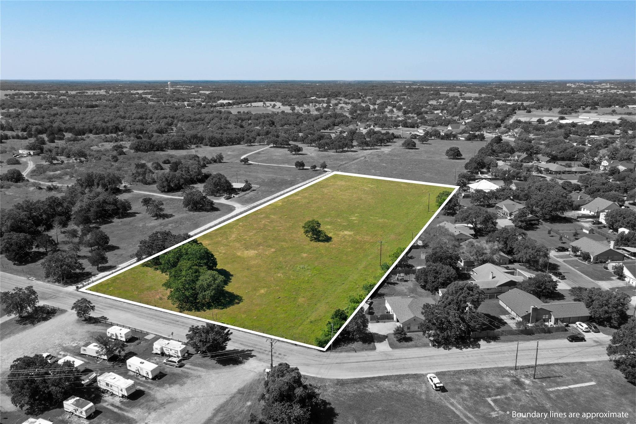 0 Hempstead - Tract 1 Property Photo - Giddings, TX real estate listing