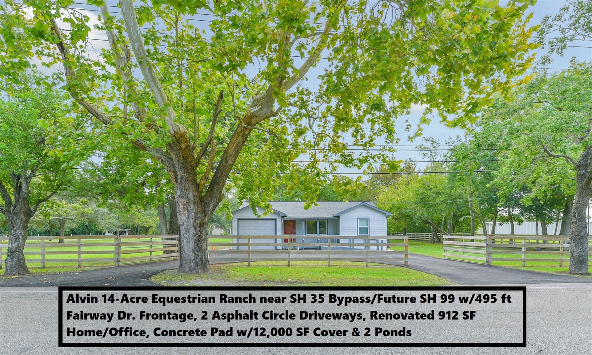 5007 Fairway Drive Property Photo