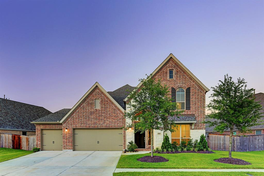 9206 Stella Landing Lane Property Photo - Cypress, TX real estate listing