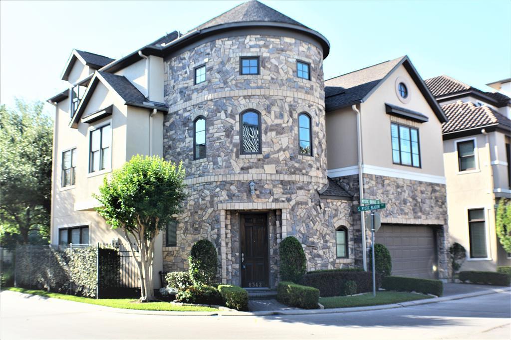 6342 Mystic Bridge Drive Property Photo - Houston, TX real estate listing