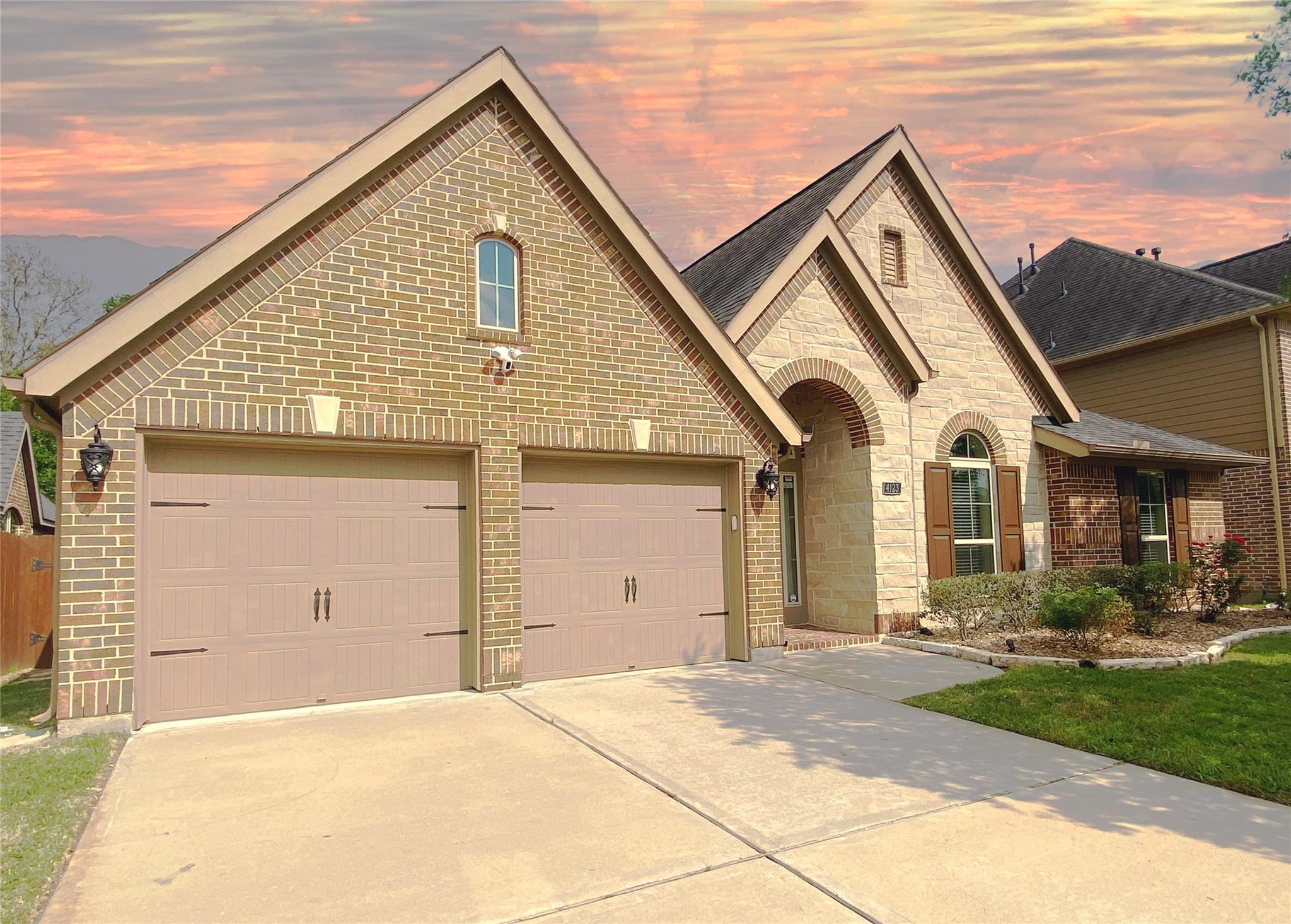 4123 N Creekmont Dr Property Photo - Fresno, TX real estate listing