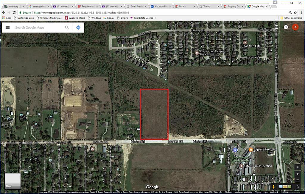 0 Morton Property Photo - Katy, TX real estate listing