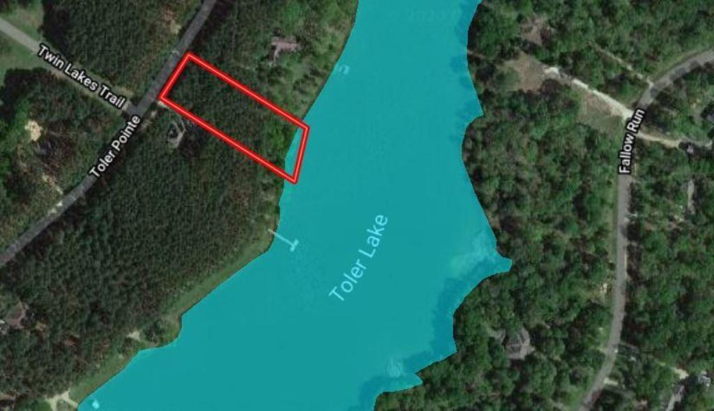 Lot 109 Toler Pointe Property Photo - Larue, TX real estate listing