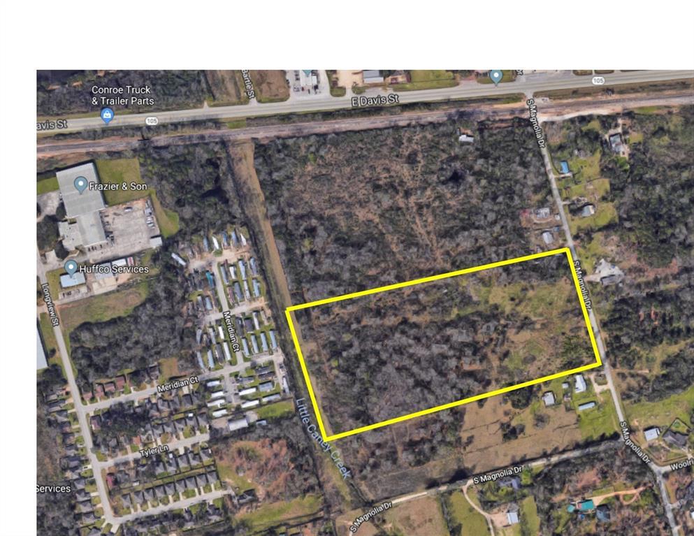 0 Magnolia Property Photo - Conroe, TX real estate listing