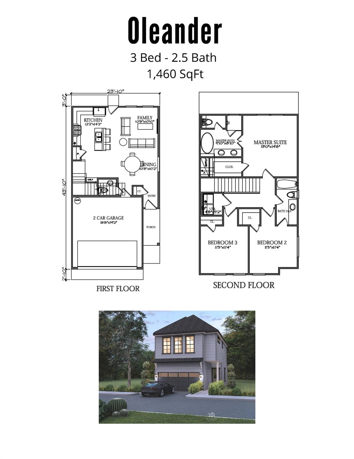 6703 Parker Grove Lane Property Photo