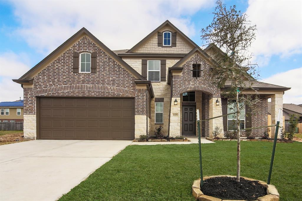 4418 Clara Rose Lane, Katy, TX 77449 - Katy, TX real estate listing