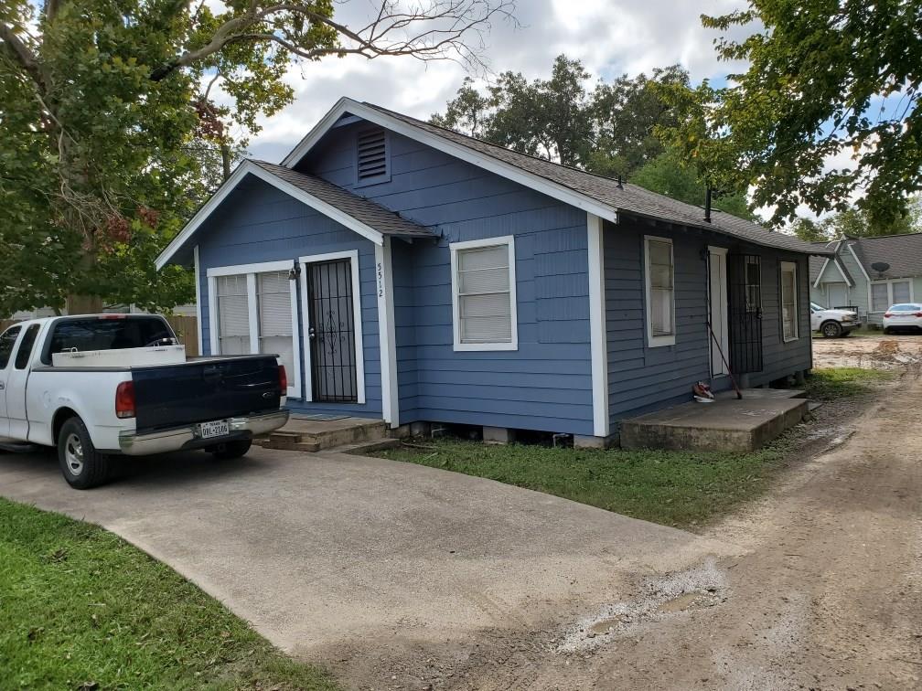 5512 Bunte Street Property Photo - Houston, TX real estate listing