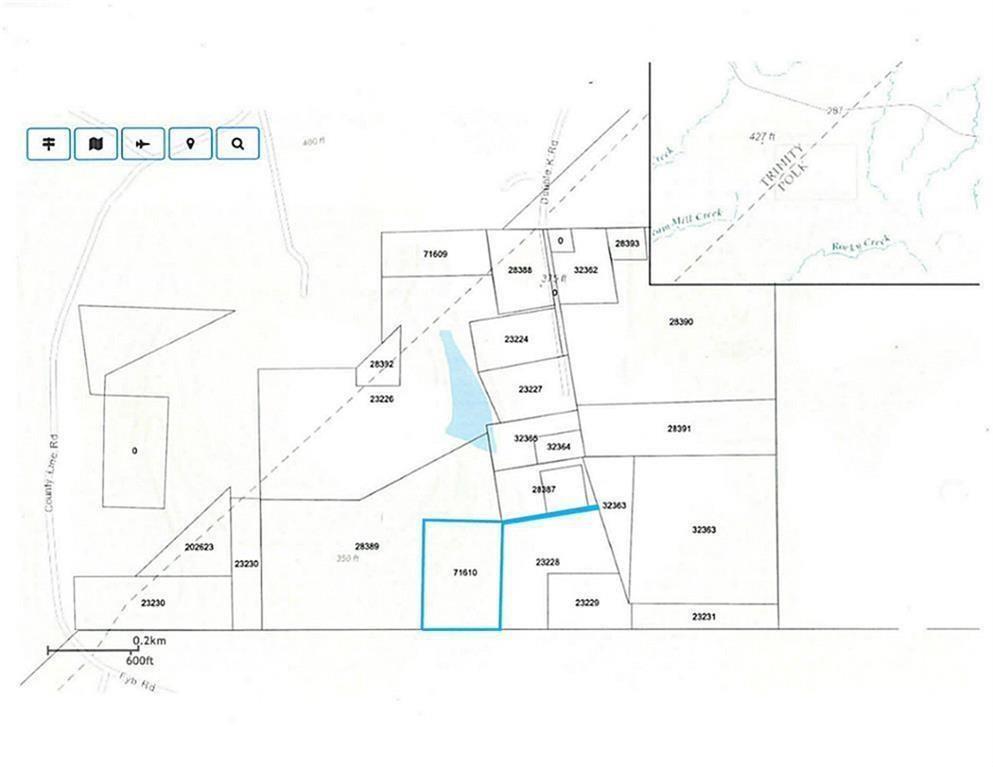 12.74 Acres Double K Road, Corrigan, TX 75939 - Corrigan, TX real estate listing
