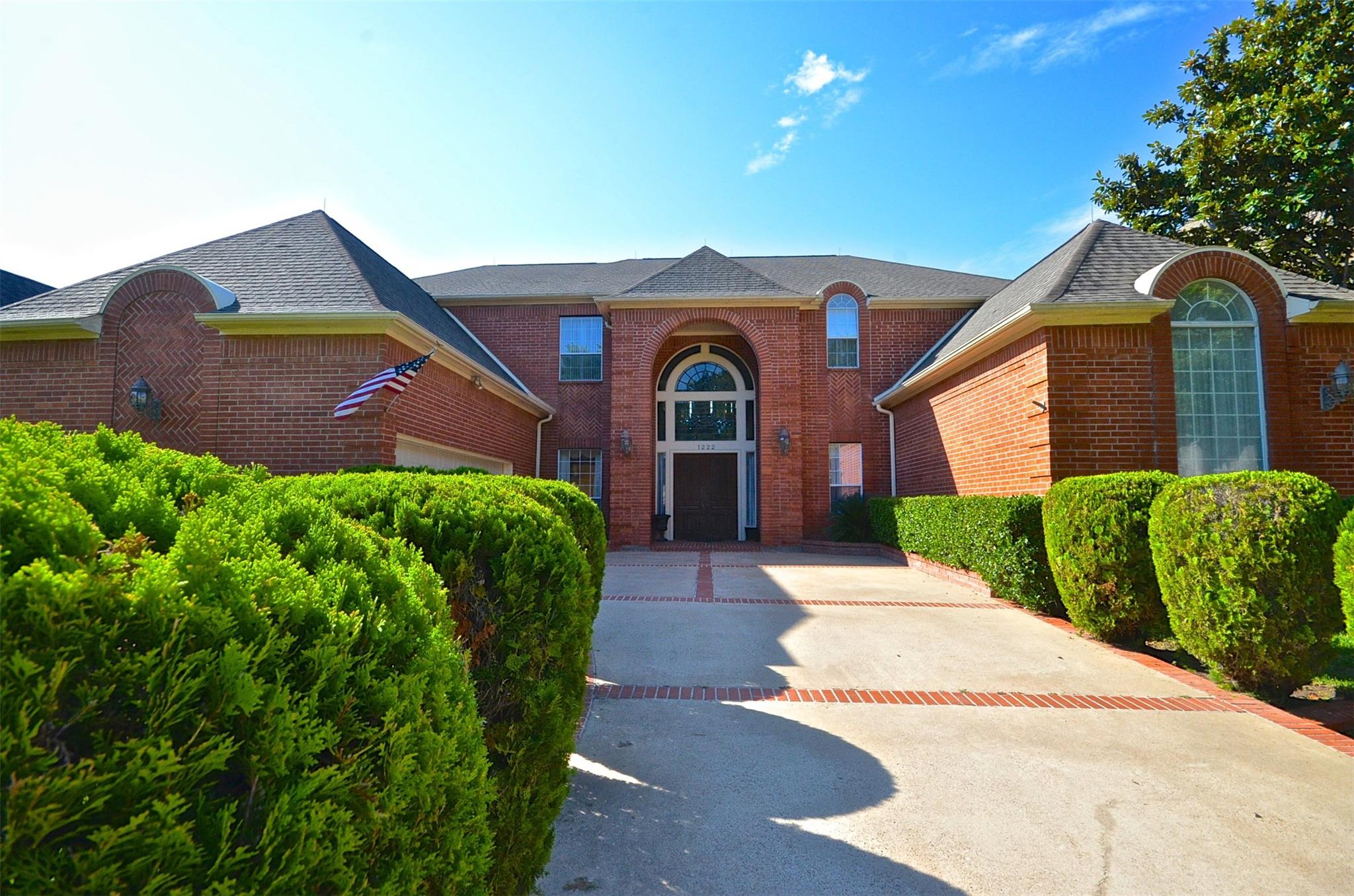 1222 Wedgewood Drive Property Photo - Sugar Land, TX real estate listing