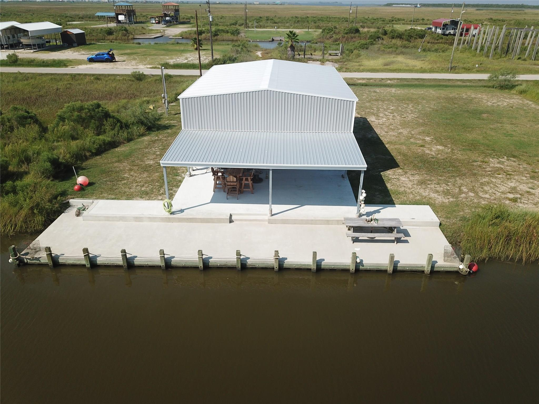 1290 Mabry Property Photo - Gilchrist, TX real estate listing