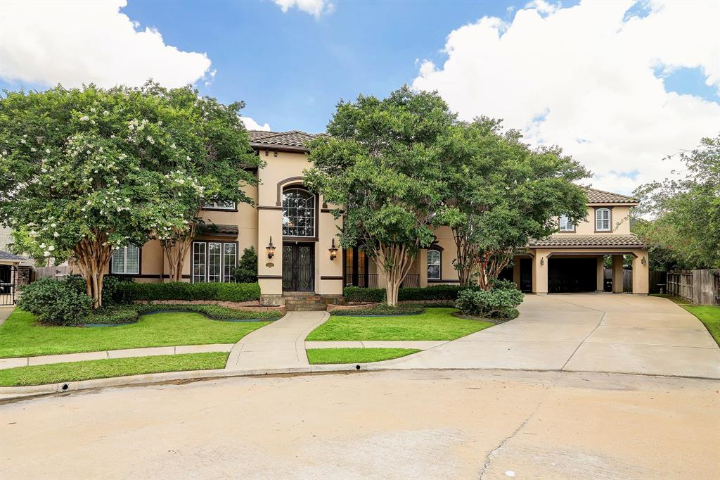 8107 Cottonwood Trail Court Property Photo - Houston, TX real estate listing