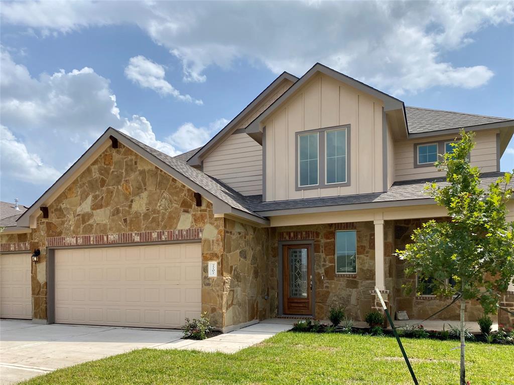 7707 Bunker Drive Property Photo - Navasota, TX real estate listing