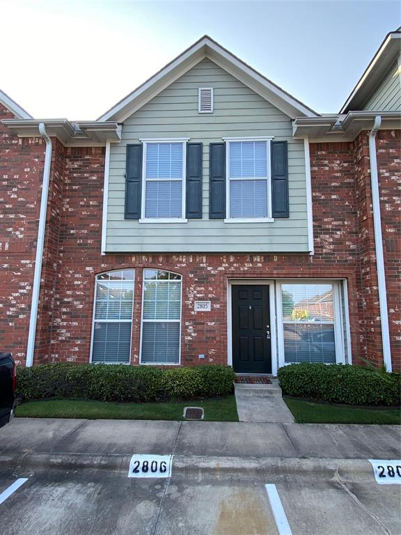 1001 Krenek Tap Road #2805 Property Photo - College Station, TX real estate listing