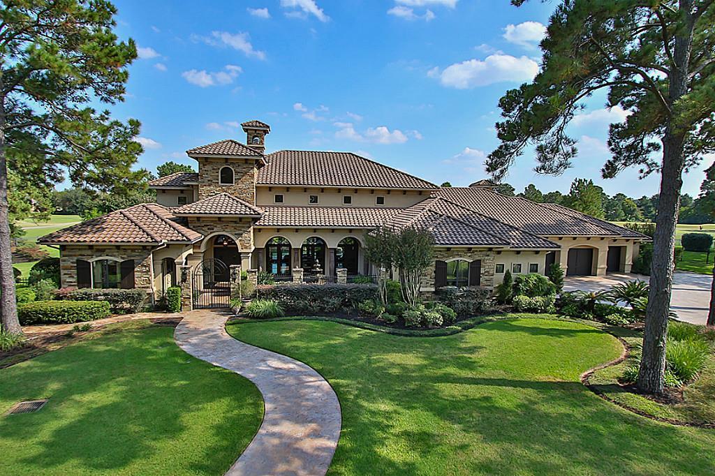 18 Florham Park Drive Property Photo - Spring, TX real estate listing
