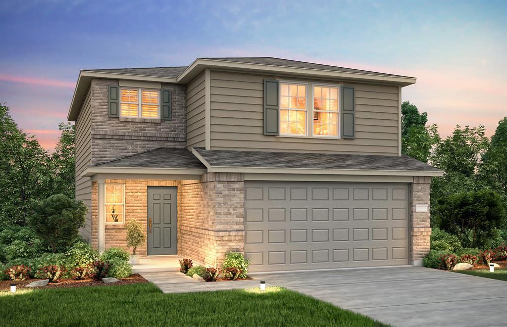 10218 Canons Run Street Property Photo - Houston, TX real estate listing