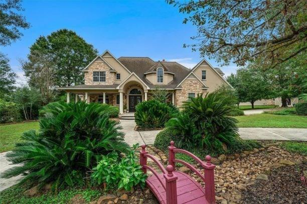 418 Trace Way Drive Property Photo - Montgomery, TX real estate listing