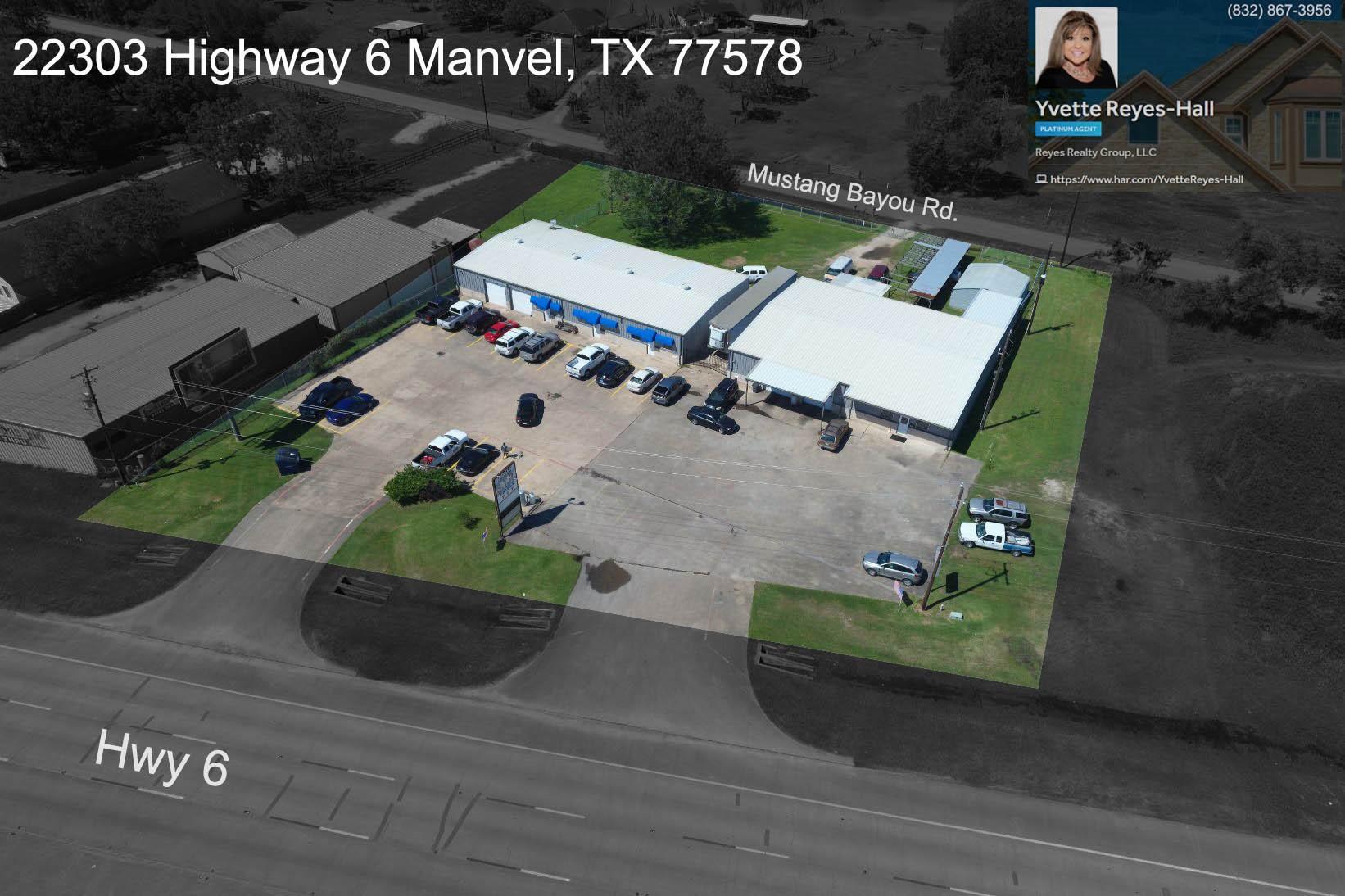 22303 Highway 6 Property Photo