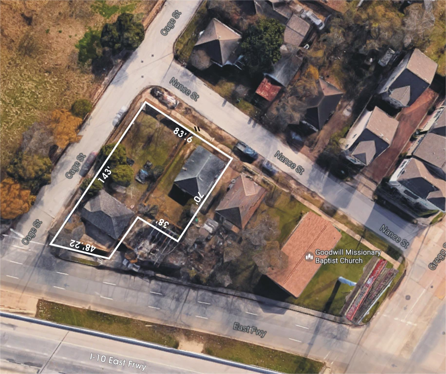 811 Cage Street Property Photo - Houston, TX real estate listing