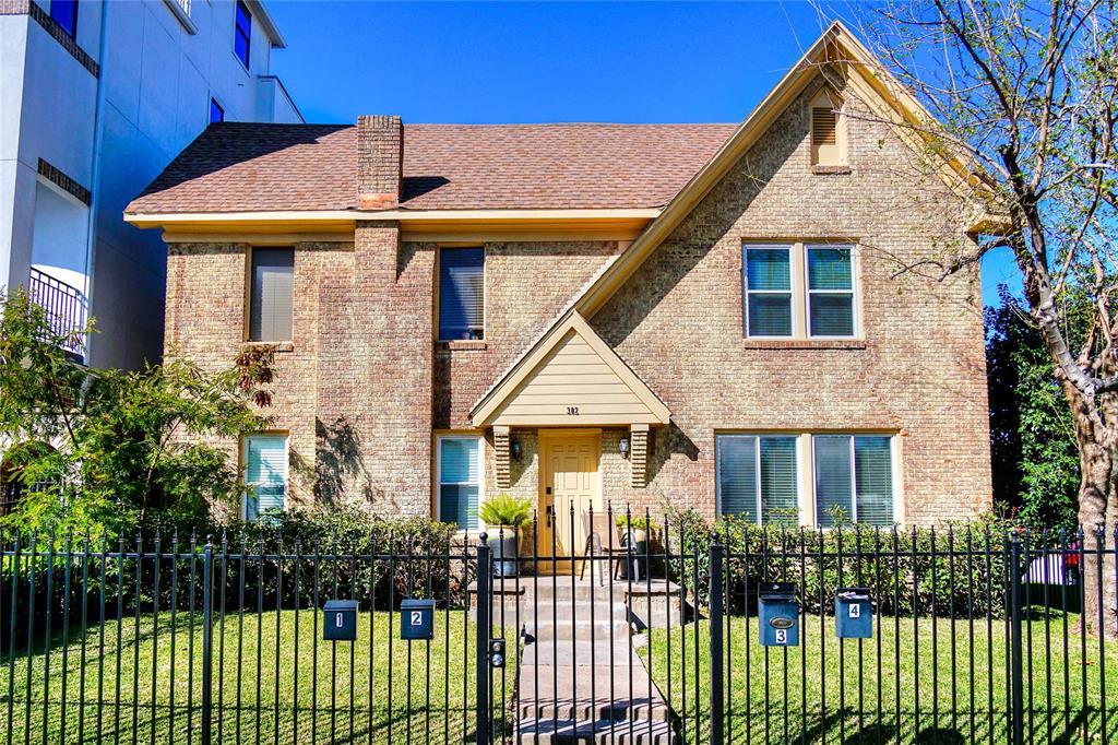 302 W Saulnier Street #3 Property Photo - Houston, TX real estate listing