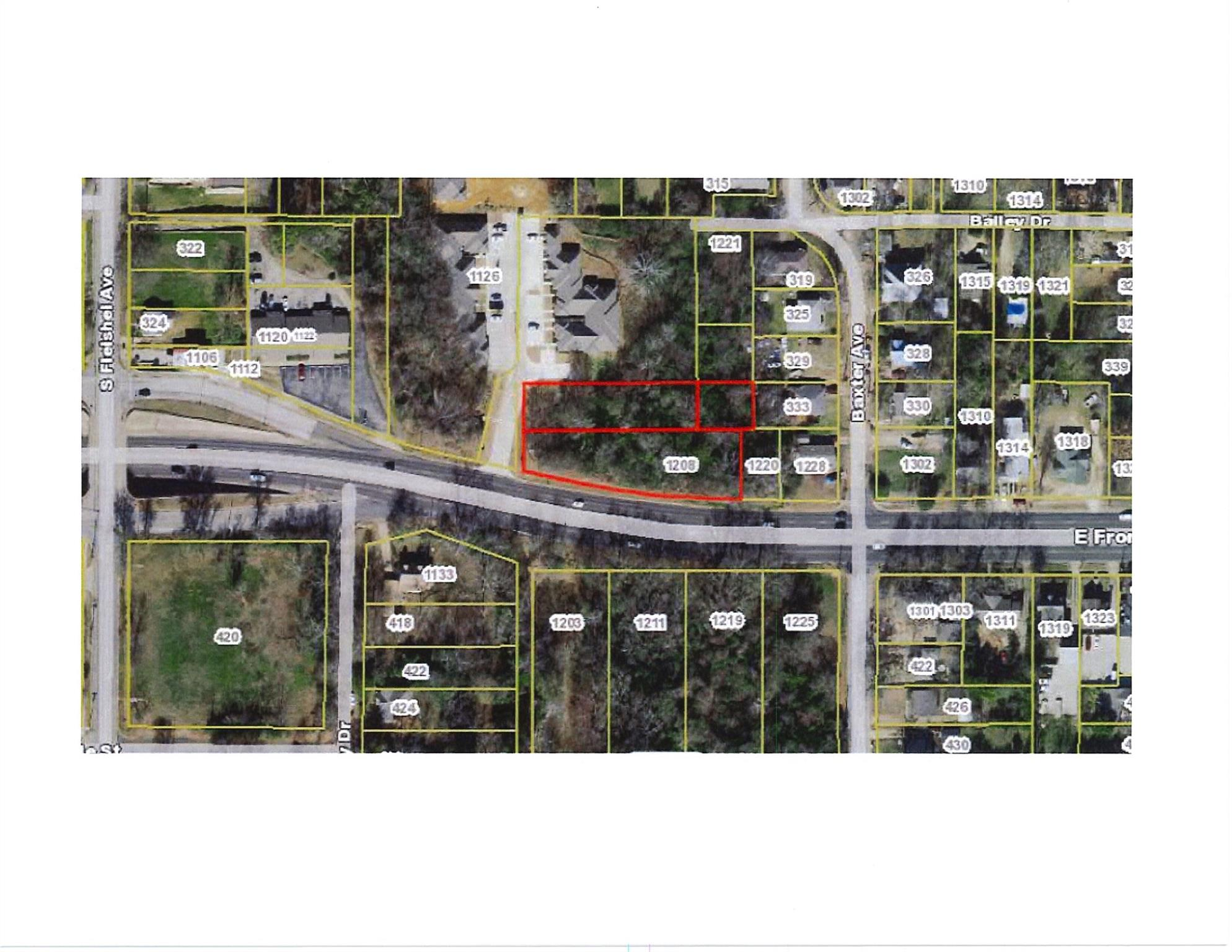 1208 E Front Street Property Photo - Tyler, TX real estate listing