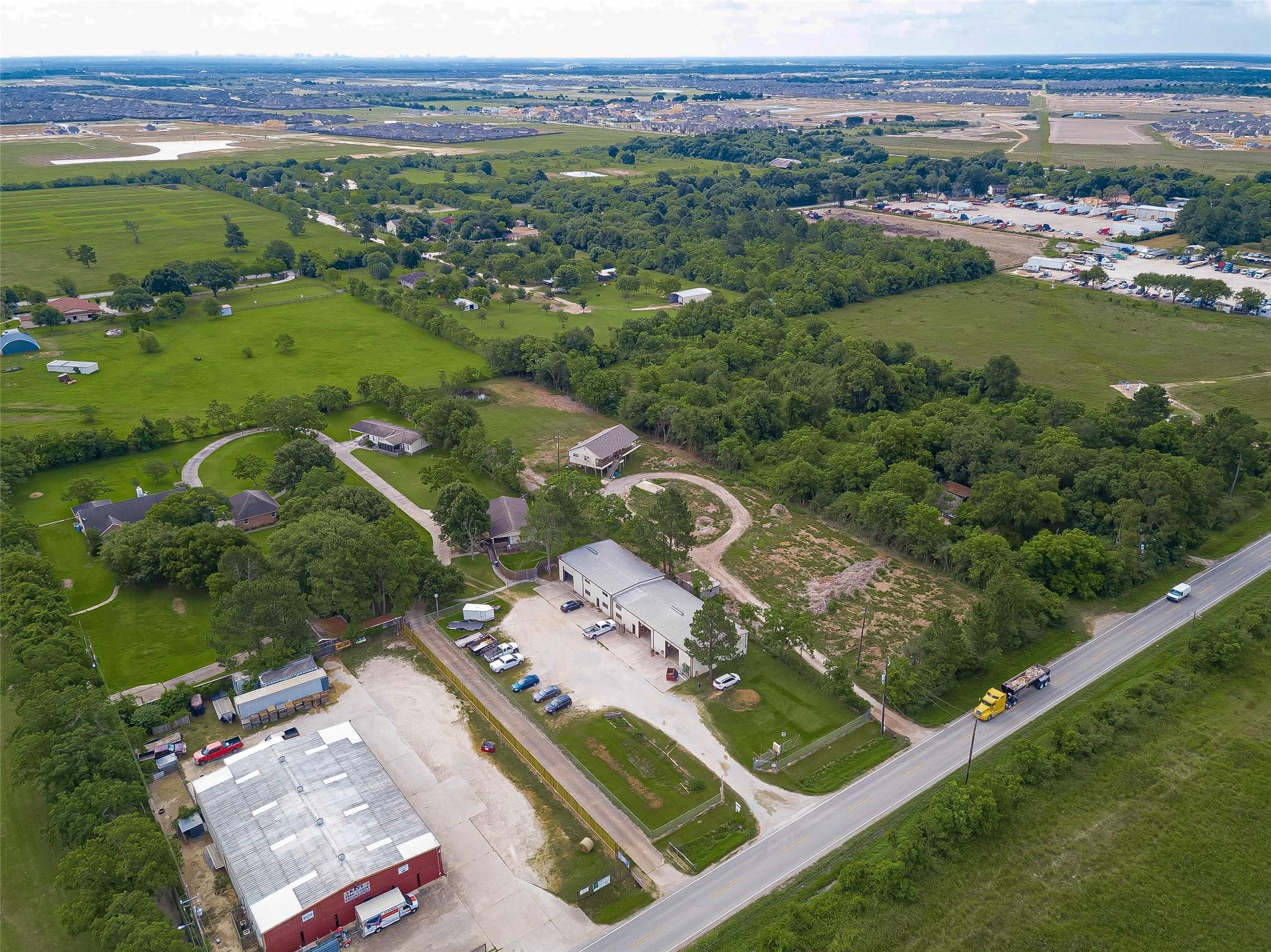 4600,4606, 4610 & 4654 Katy Hockley Cut Off Road Property Photo