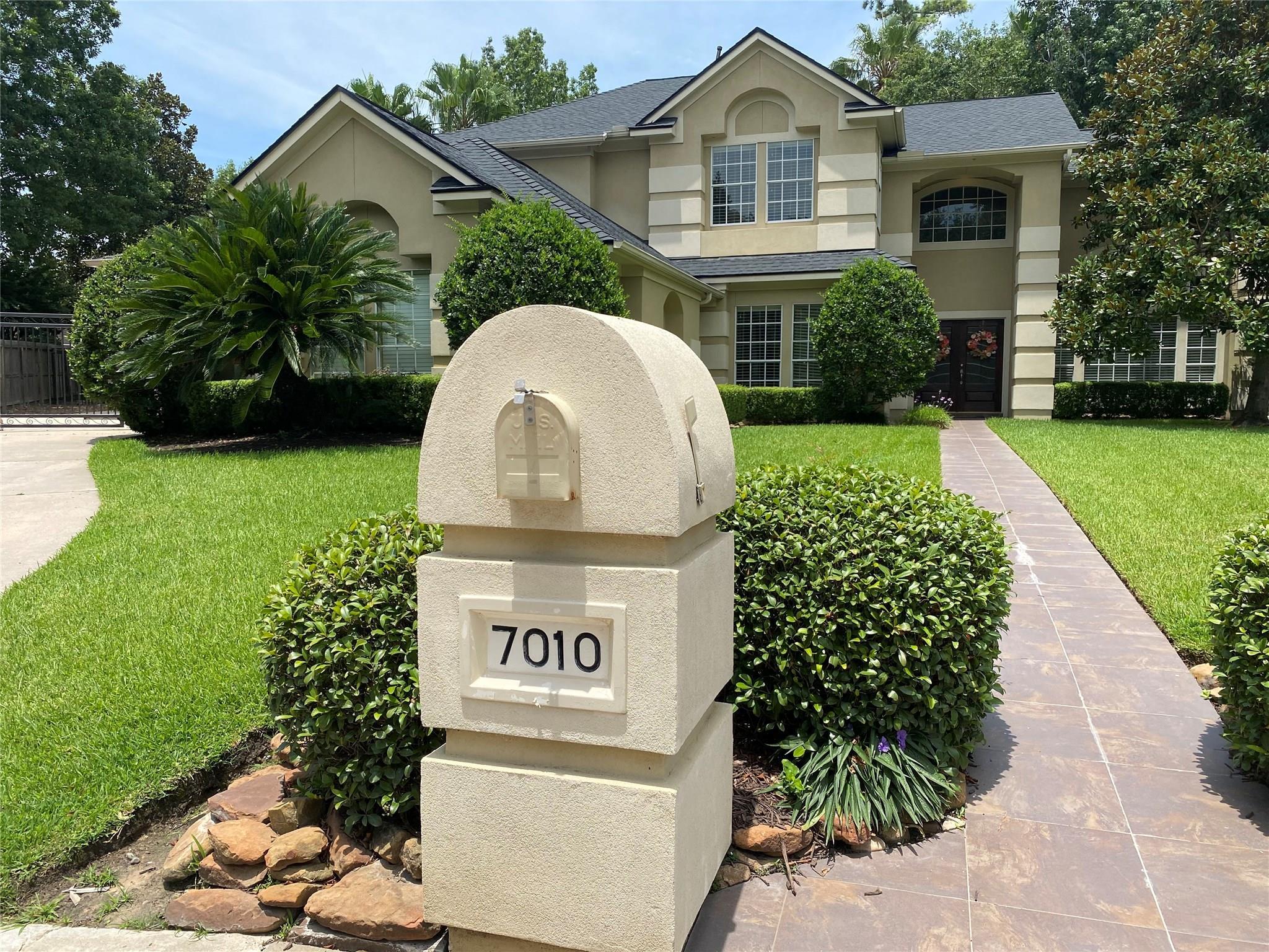 7010 Centre Oaks Drive Property Photo - Houston, TX real estate listing