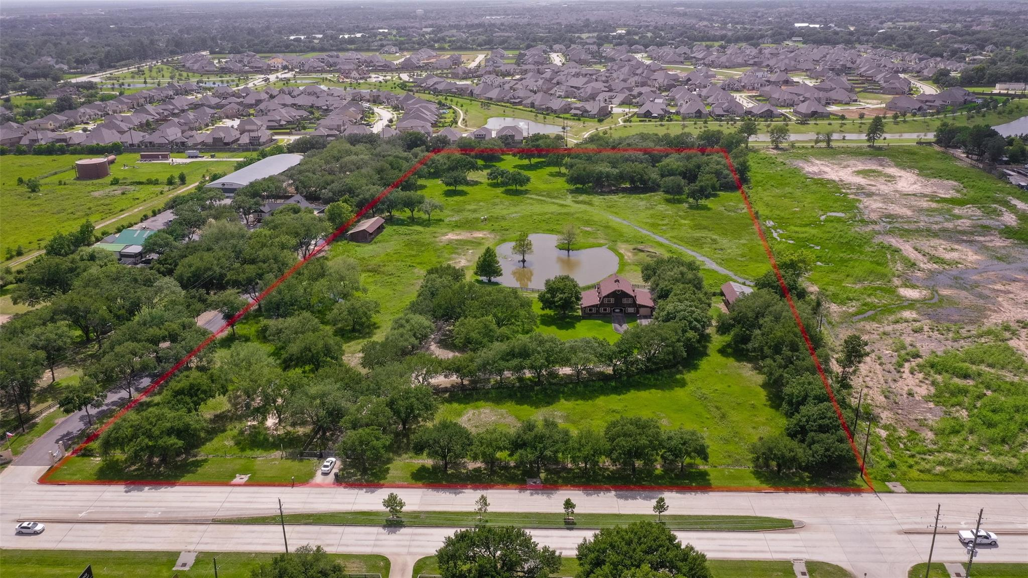 16633 Mueschke Road Property Photo - Cypress, TX real estate listing