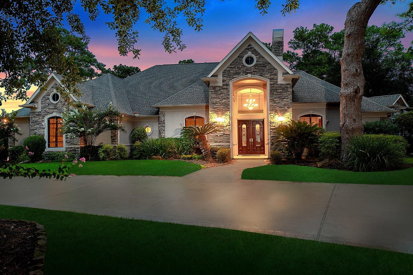 62 Florham Park Drive Property Photo - Spring, TX real estate listing