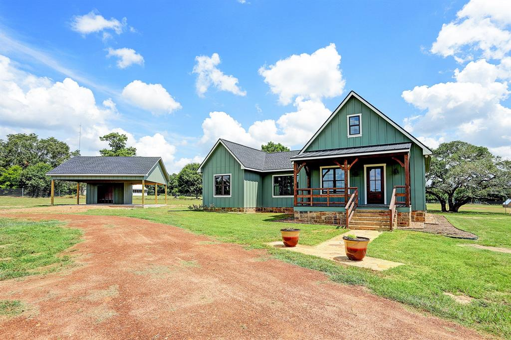 13842 FM 1094, Cat Spring, TX 78933 - Cat Spring, TX real estate listing