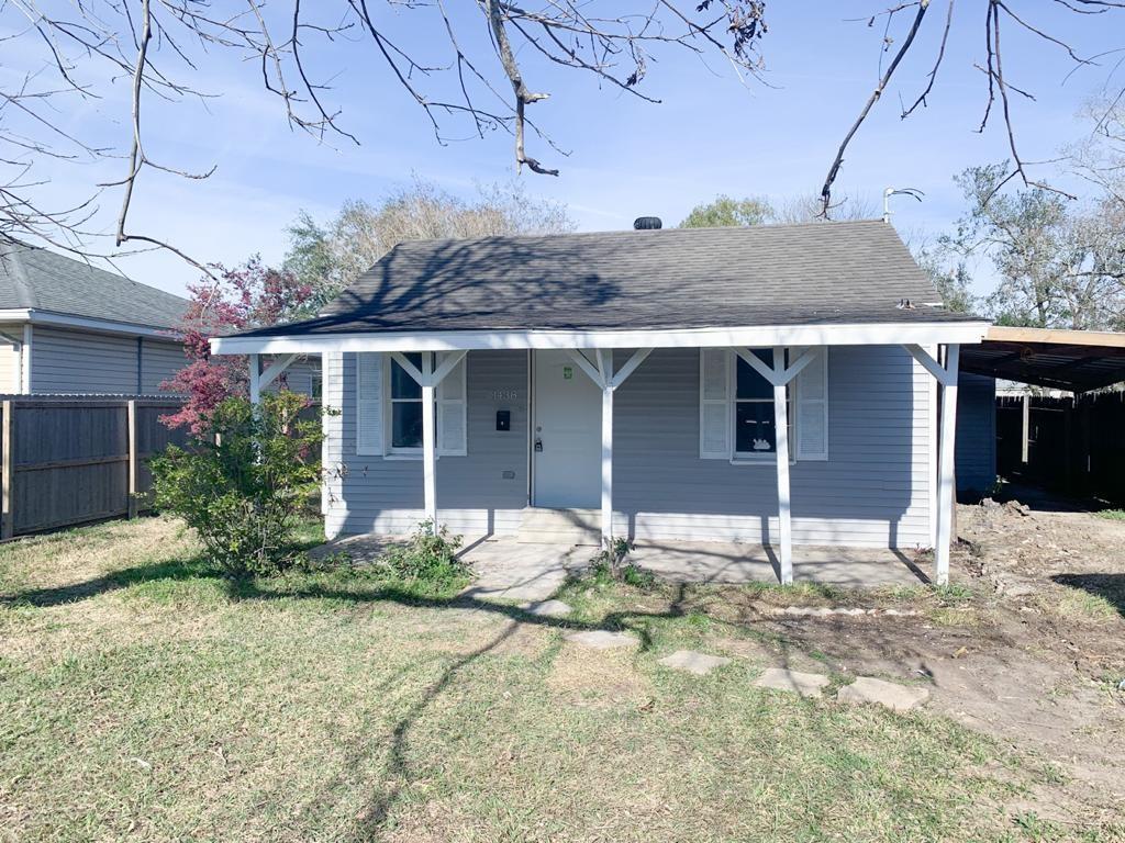 3438 Taft Avenue Property Photo - Groves, TX real estate listing