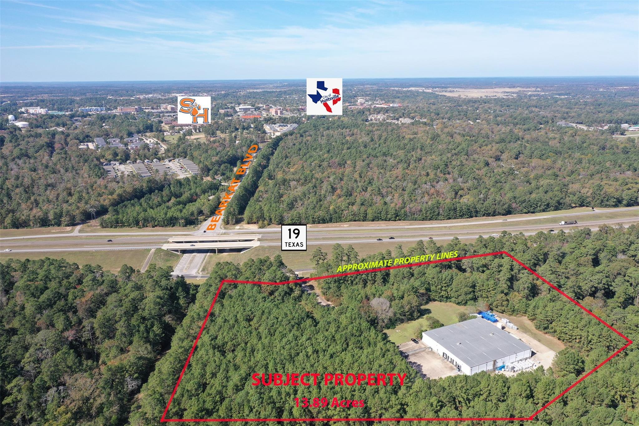 500 Hwy 19 Property Photo - Huntsville, TX real estate listing