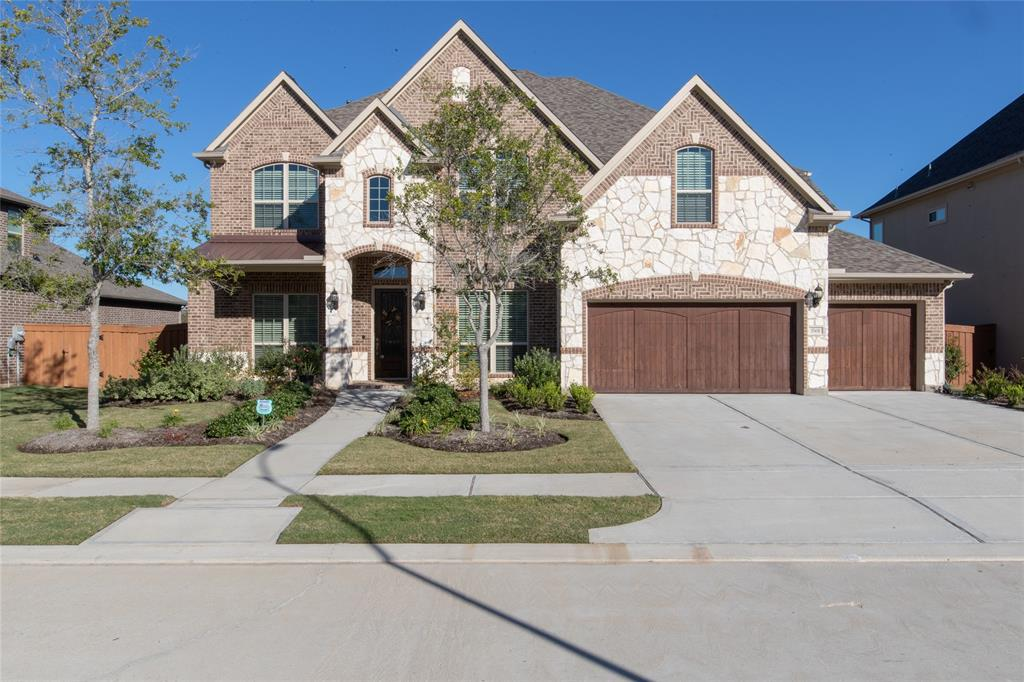 17418 Galloway Forest Drive Property Photo - Richmond, TX real estate listing