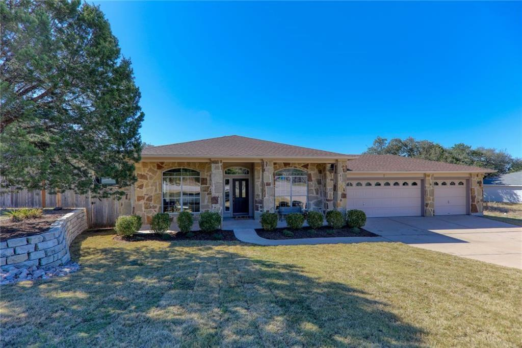 2608 American Drive Property Photo - Lago Vista, TX real estate listing