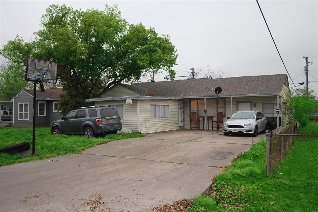 1416 Foreman Street Property Photo - La Marque, TX real estate listing